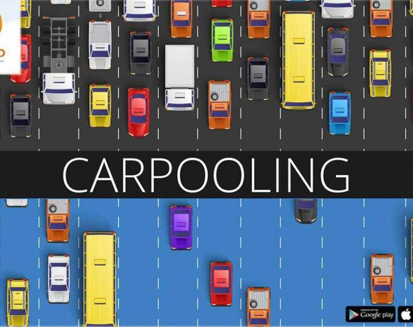 Ditto App Carpooling in Egypt