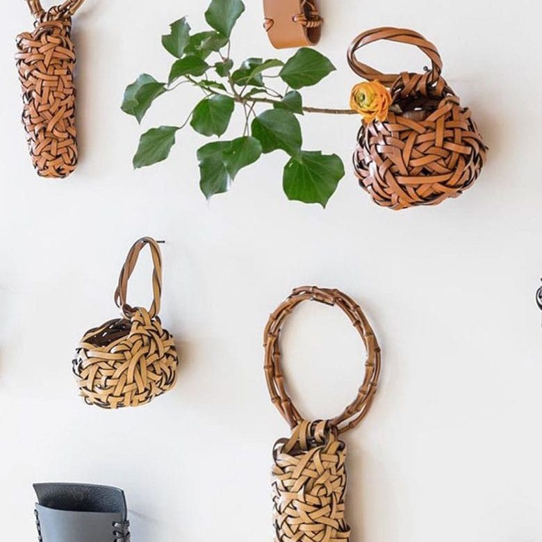 Lowe Baskets Salone del mobile aka Milan 2019 design week Linesmag