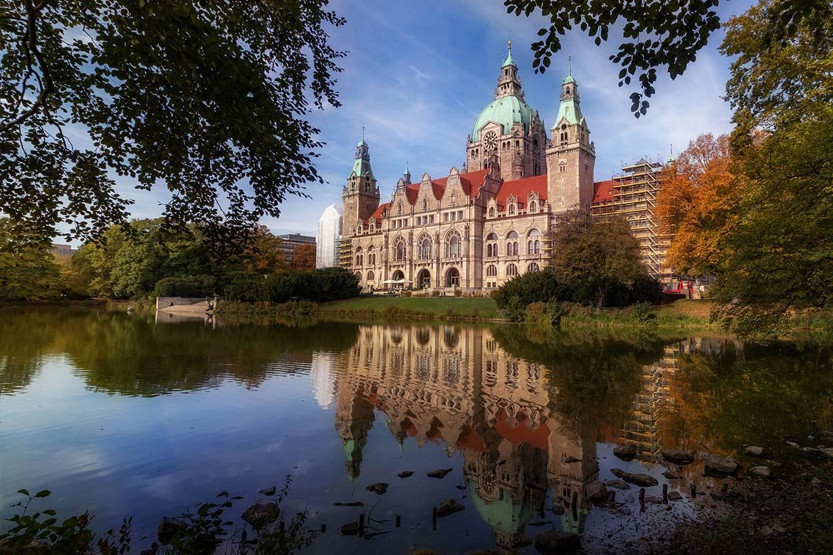 Hannover City Architecture & design Guide