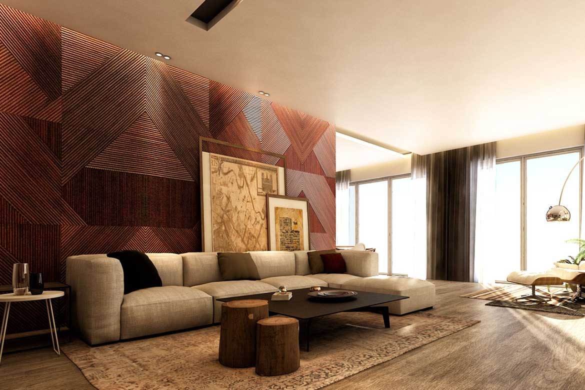 Residential design by Eleven Studio