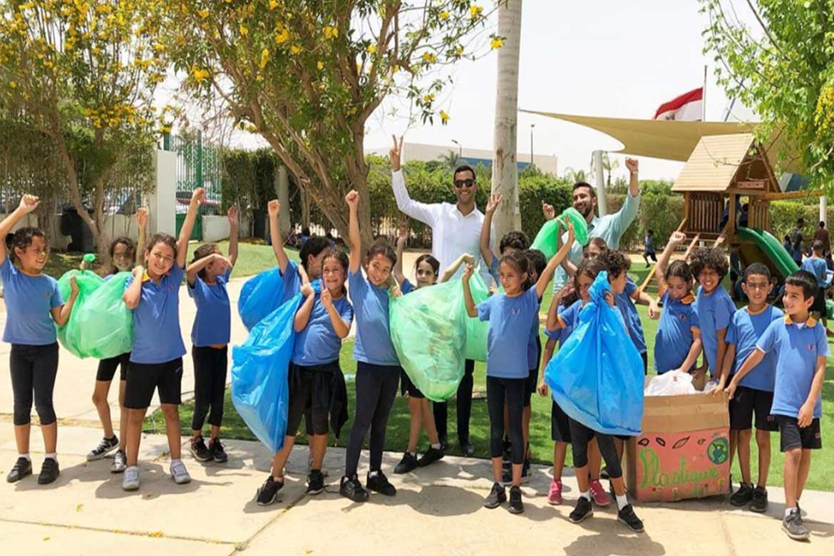 Go Clean spreading environmental awareness among students