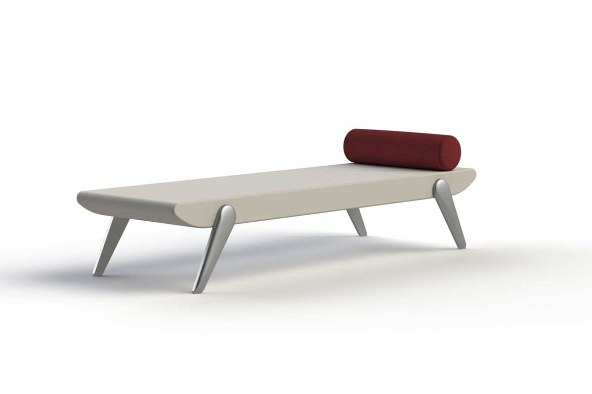sustainable design products_Tonga designed by Raymond Driessen. Made of recyclable frame, from recovered plastics and recyclable foam