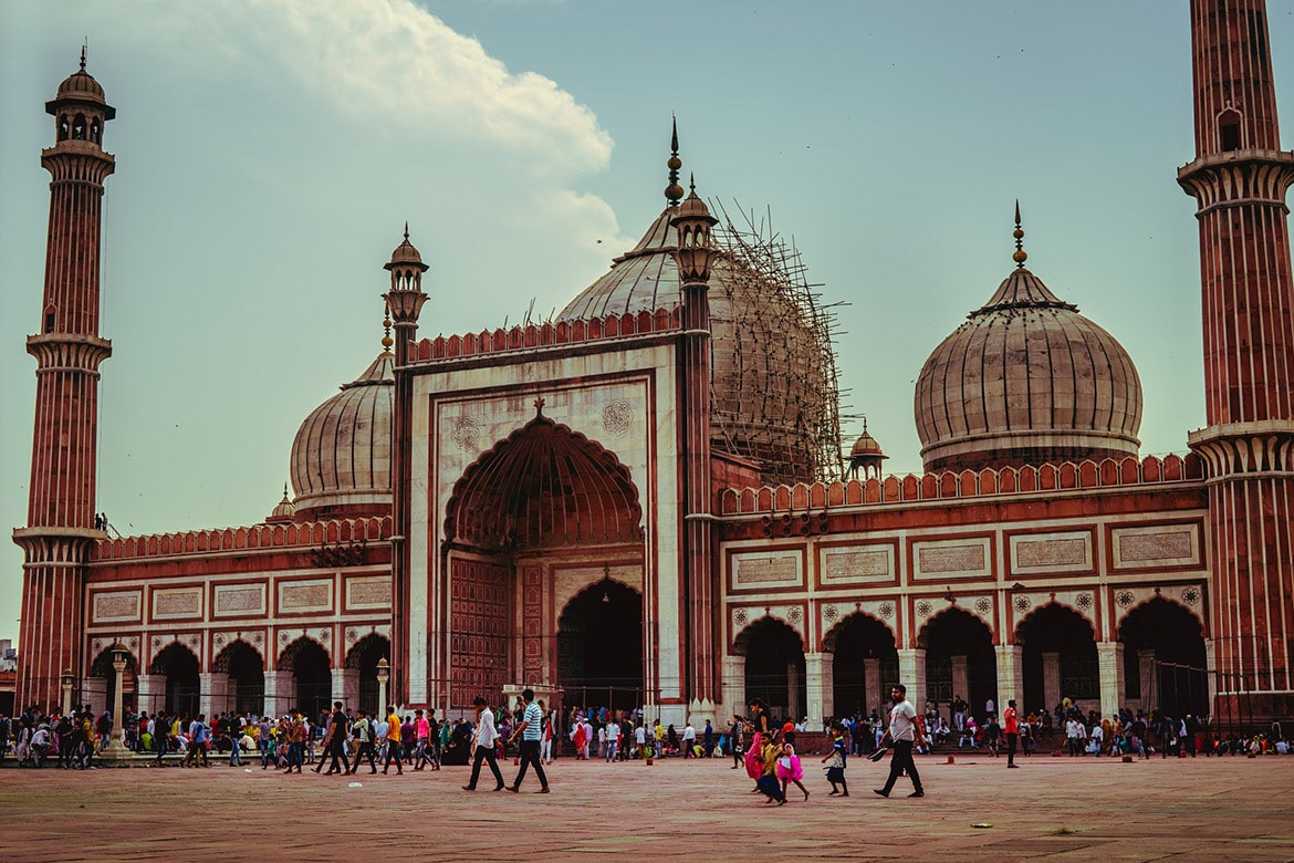 Islamic mosque Architecture_Linesmag_5