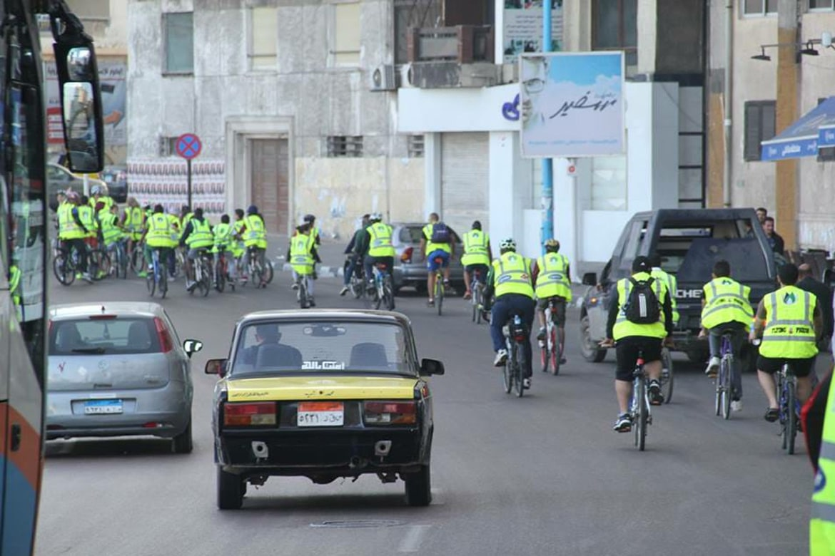 Bicycle rides with Cycle Egypt Linesmag