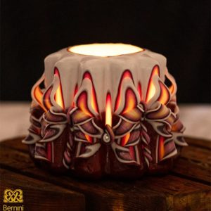 Chocolate Holder Candle