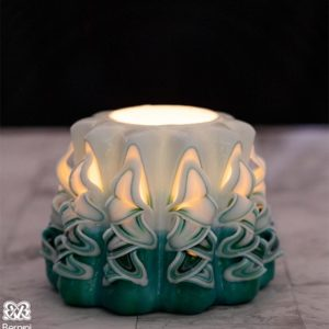 Mint Holder Candle