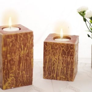 Candle Holder by H&S - home accessories Linesmag