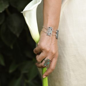 Braclet Silver Accessories_Egypt_Online_Shopping