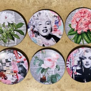 wall plates porcelain Tableware home accessories Linesmag