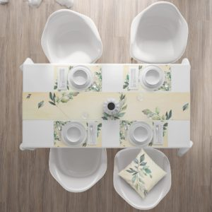 Ivy Dining Runner by LF Home. Home accessories - home textiles - online shopping - Egypt - Linesmag Store