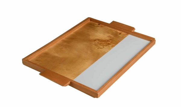 Rectangular grey tray room no.9 home accessories - online shopping - Egypt - Linesmag