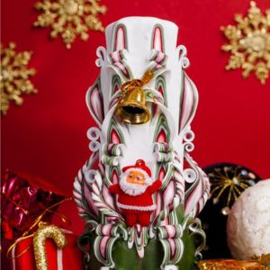 Christmas candles for home decoration during holiday times gifts ideas for her and him