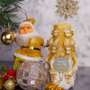 Christmas worth melting for Candle by Bernini Candles. Home decor Christmas time Egypt home accessorise online shopping